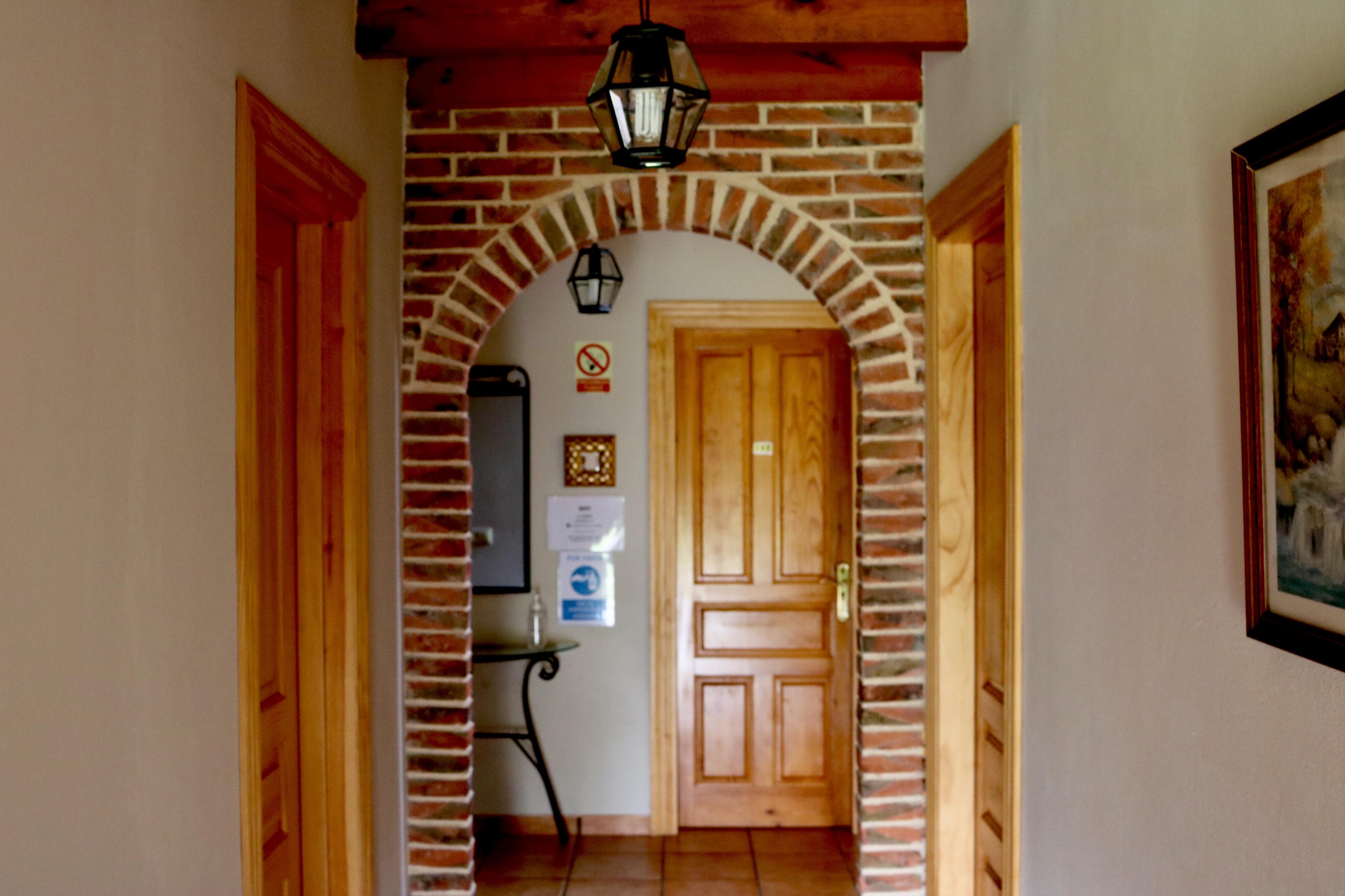 Entrada Casa Principal